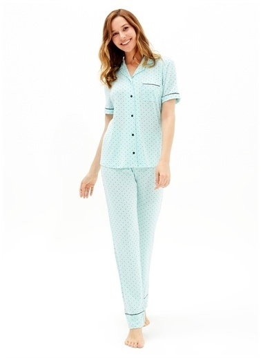 Blackspade Blackspade Pijama Takımı Renkli